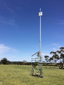 Proa Weather Station